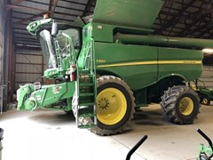 Combine For Sale 2017 John Deere S660
