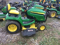 Riding Mower For Sale 2017 John Deere X570 , 24 HP
