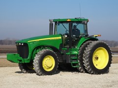 Tractor For Sale 2005 John Deere 8320 , 250 HP