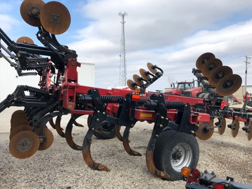 Disk Ripper For Sale:  2010 Case IH 870