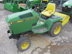 Riding Mower For Sale 1988 John Deere 285 , 18 HP