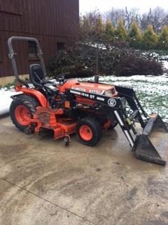 Tractor For Sale 1995 Kubota B1750
