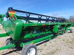 Header-Draper/Flex For Sale 2015 John Deere 635FD