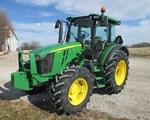 Tractor For Sale2017 John Deere 5115R, 115 HP