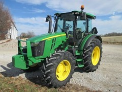 Tractor For Sale 2017 John Deere 5115R , 115 HP