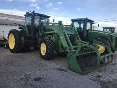 Tractor For Sale 2008 John Deere 8330 , 225 HP