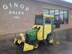 Riding Mower For Sale 1980 John Deere 317 , 17 HP