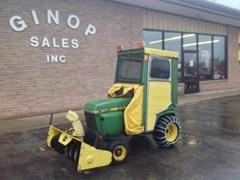 Riding Mower For Sale:  1980 John Deere 317 , 17 HP