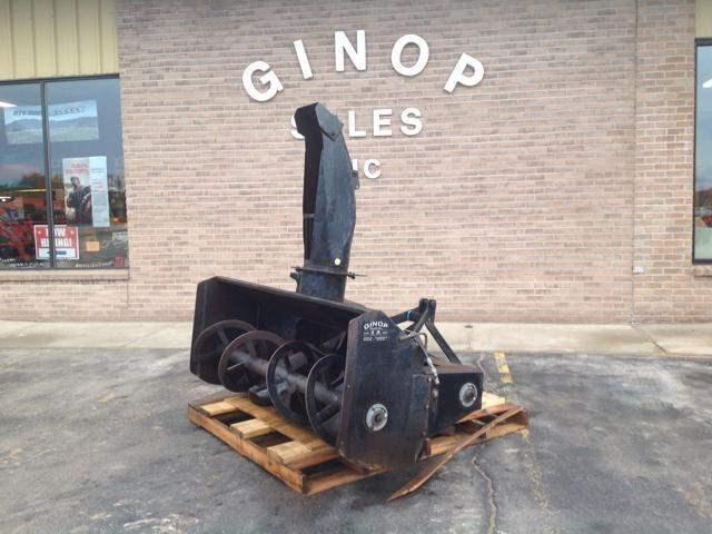 New Holland 716C Snow Blower For Sale