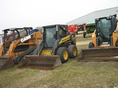 Skid Steer For Sale 2009 New Holland L175 , 60 HP