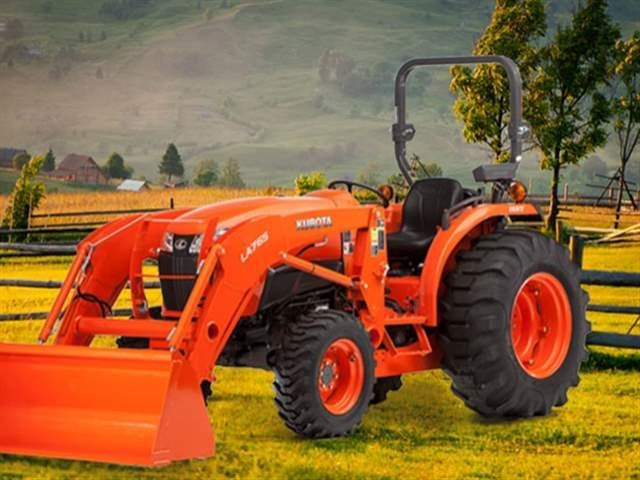 2018 Kubota L4701DT Tractor For Sale