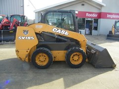Skid Steer For Sale 2016 Case SV185 , 60 HP