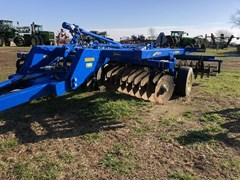 Disk Harrow For Sale Landoll 6211-12