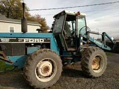 Tractor For Sale 1992 Ford 9030 , 105 HP