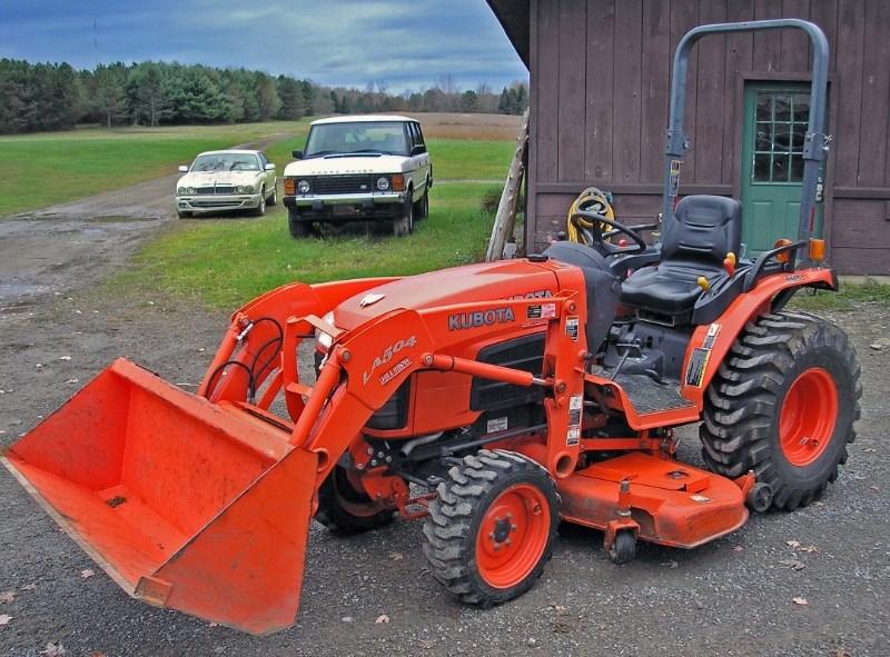2012 Kubota B3200 Tractor For Sale