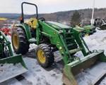 Tractor For Sale: 2013 John Deere 4120, 43 HP