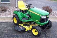 Riding Mower For Sale 2012 John Deere X728 , 27 HP