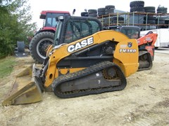 Skid Steer-Track For Sale 2015 Case TV380 , 92 HP