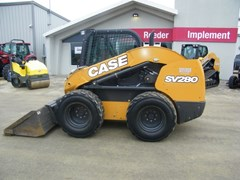 Skid Steer For Sale 2017 Case SV280 , 75 HP