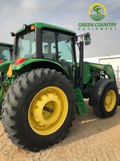 Tractor For Sale 2012 John Deere 7130 , 100 HP