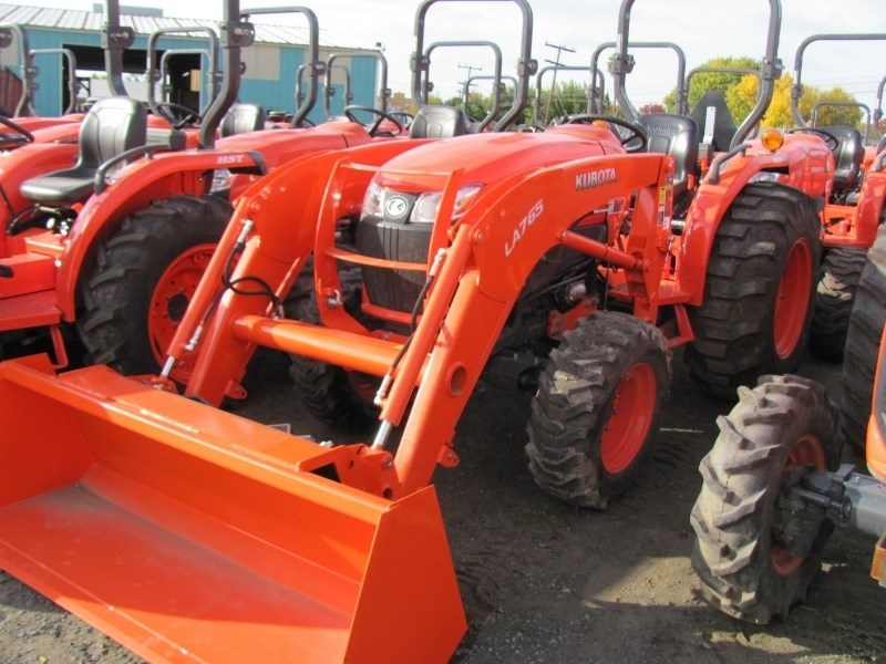2018 Kubota L4701HST Tractor - Compact For Sale