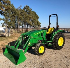 Tractor For Sale 2018 John Deere 4044M , 44 HP