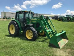 Tractor For Sale 2009 John Deere 6430 Premium , 120 HP