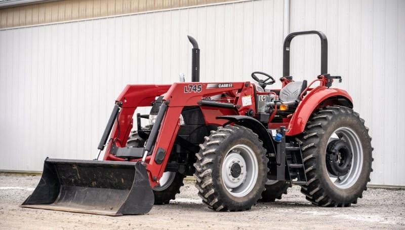 2015 Case IH Farmall 110A Tractor For Sale