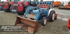 Tractor For Sale Ford 2110