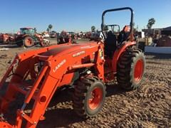 Tractor :  Kubota MX5800HST