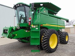 Combine For Sale 2002 John Deere 9650 STS