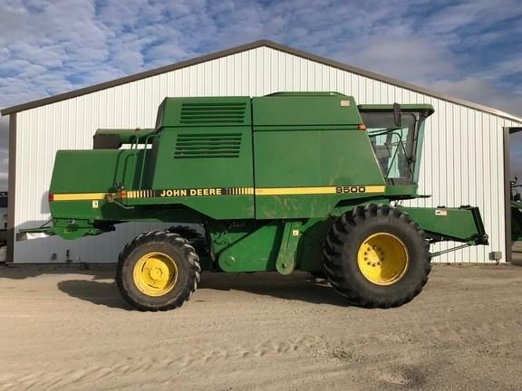1992 John Deere 9500 Combine For Sale