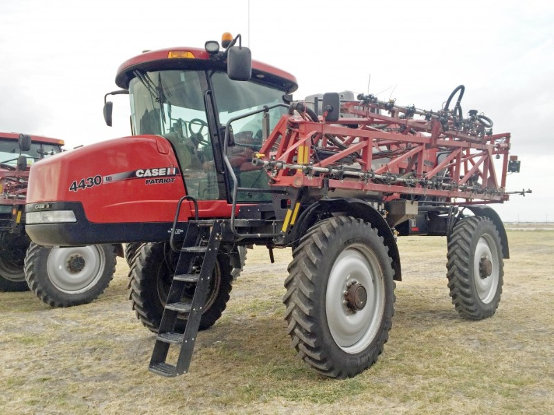 2014 Case IH 4430 Sprayer-Self Propelled For Sale
