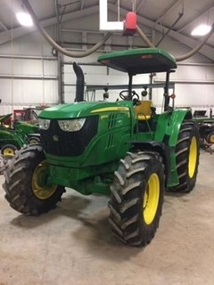 Tractor For Sale 2013 John Deere 6105M , 105 HP
