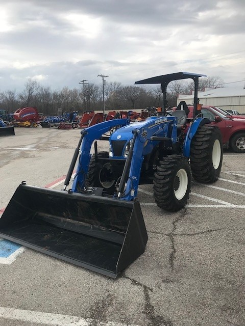 2017 New Holland Workmaster 70 Tractor For Sale