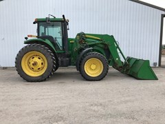 Tractor For Sale 2005 John Deere 7720 , 140 HP