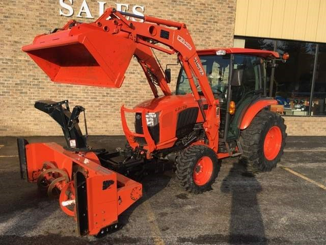 2015 Kubota L5460HSTC Tractor For Sale