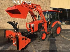 Tractor For Sale:  2015 Kubota L5460HSTC , 54 HP