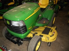 Riding Mower For Sale 2002 John Deere X475 , 23 HP