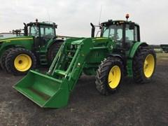 Tractor For Sale 2018 John Deere 6145M , 145 HP