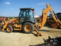 Loader Backhoe For Sale 2014 Case 580 Super N