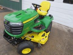 Riding Mower For Sale 2017 John Deere X734 , 25 HP