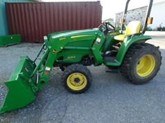 Tractor For Sale 2011 John Deere 3038E , 37 HP