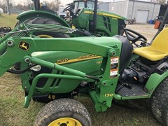 Tractor - Compact Utility For Sale 2009 John Deere 2520 , 17 HP