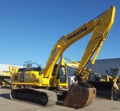 Excavator For Sale:  2015 Komatsu PC360LC-11