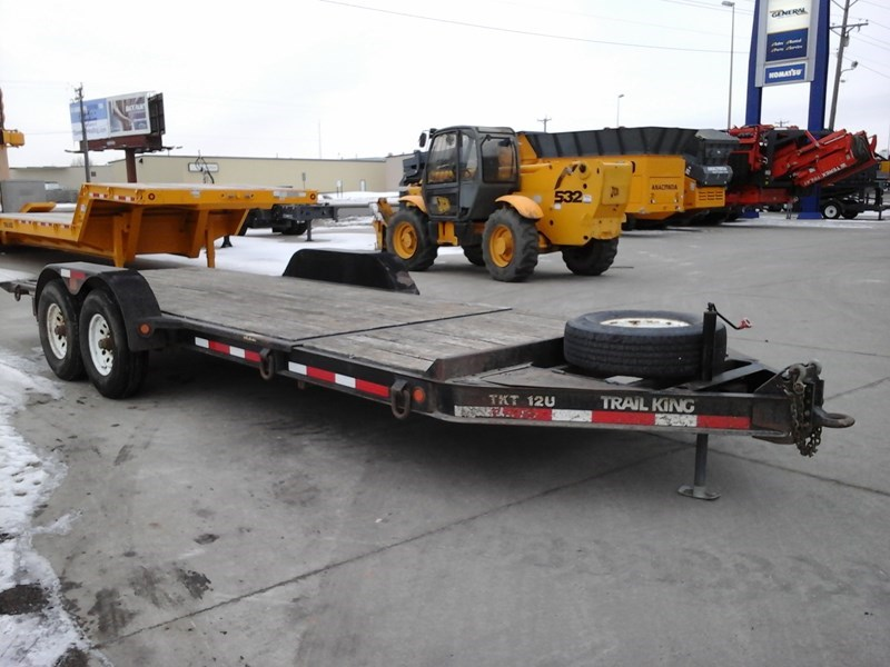 2005 Trail King TKT12U Trailer - Equipment For Sale