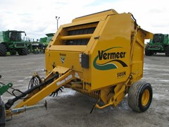 Baler-Round For Sale 2012 Vermeer 505M Classic