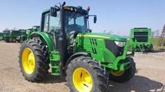 Tractor For Sale 2018 John Deere 6110M , 110 HP