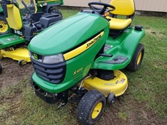 Riding Mower For Sale 2012 John Deere X300 , 18 HP