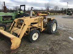 Tractor For Sale 1976 Ford 335